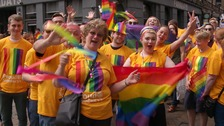 5000 people show their colours for Nottingham Pride