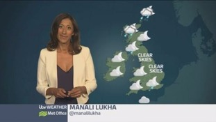 Weather: A chilly night ahead