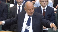 MP committee was 'kangaroo court', Sir Philip Green says