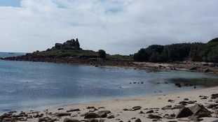 Swimmer dies after getting into difficulties off Isles Of Scilly Coast