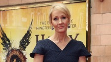 Fans queue outside bookshops for new Harry Potter book