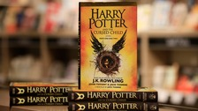 10-year-old reads new Harry Potter book in under an hour
