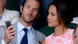 Pippa Middleton scales Matterhorn in memory of fiance's brother