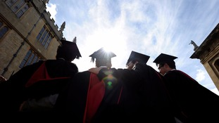 Many graduates don't see supposed 'graduate premium' earnings