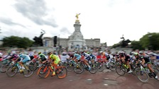 Expect road closures as RideLondon races get underway