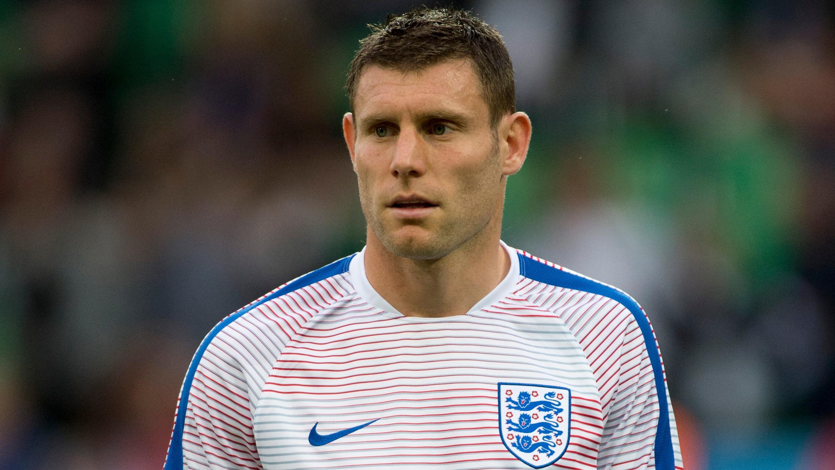 liverpool midfielder james milner considering england future