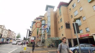 The three-month-old remains in a critical but stable condition at Bristol Children's Hospital