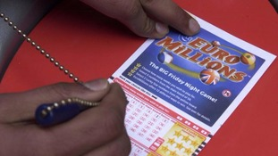 Ticket-holder claims £61m EuroMillions jackpot
