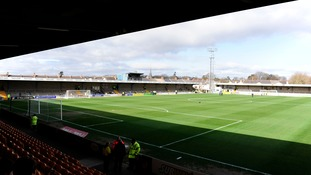 Plainmoor Stadium