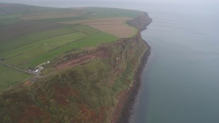 The company says the coastline is a rich source of coal.