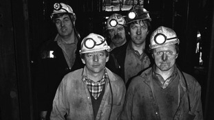 Mining was once an important part of Cumbria's economy.
