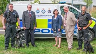 North Yorkshire, Cleveland and Durham Police merge dog units