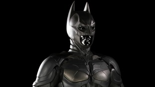 Batsuit and other film memorabilia up for auction