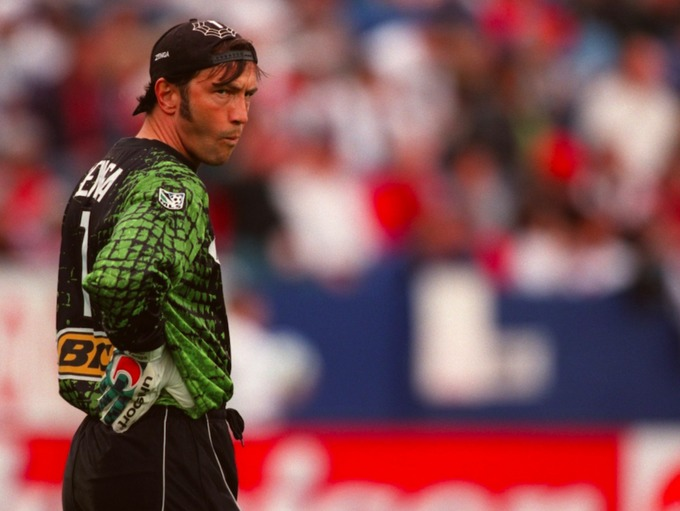 Zenga In Action For Us Club New England Revolution In