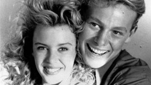 Kylie Minogue and Jason Donovan pictured in 1988.