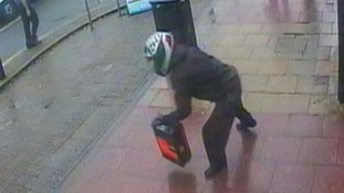 CCTV images released after Manchester robbery