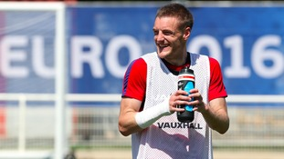 Vardy in Hollywood as talks continue over biopic film