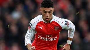 Alex Oxlade-Chamberlain set for 'important' Arsenal season - Arsene Wenger