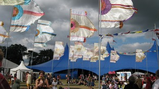 The wonders of Womad - a festival gallery