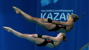 Olympic divers - a local success story