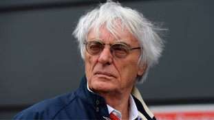 Bernie Ecclestone praises police after mother-in-law's rescue