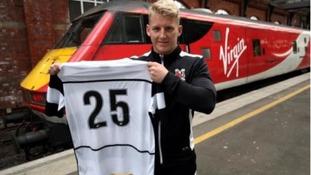 Virgin Trains announces Darlington FC sponsorship