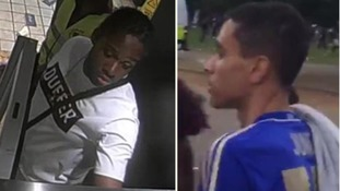 Police release 12 images as they hunt suspects of Hyde Park mass violence