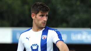 Chesterfield boss Danny Wilson to be patient with exciting signing Ched Evans