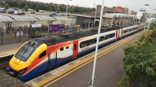 Trains terminate in Loughborough and are unable to reach Leicester due to a bridge collapse in Barrow On Soar.