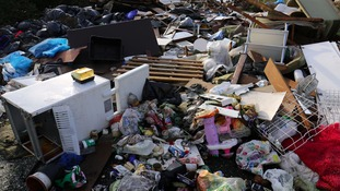 Councillors reveal top 10 fly-tipping excuses