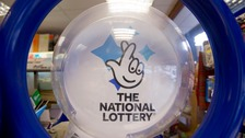 The National Lottery.