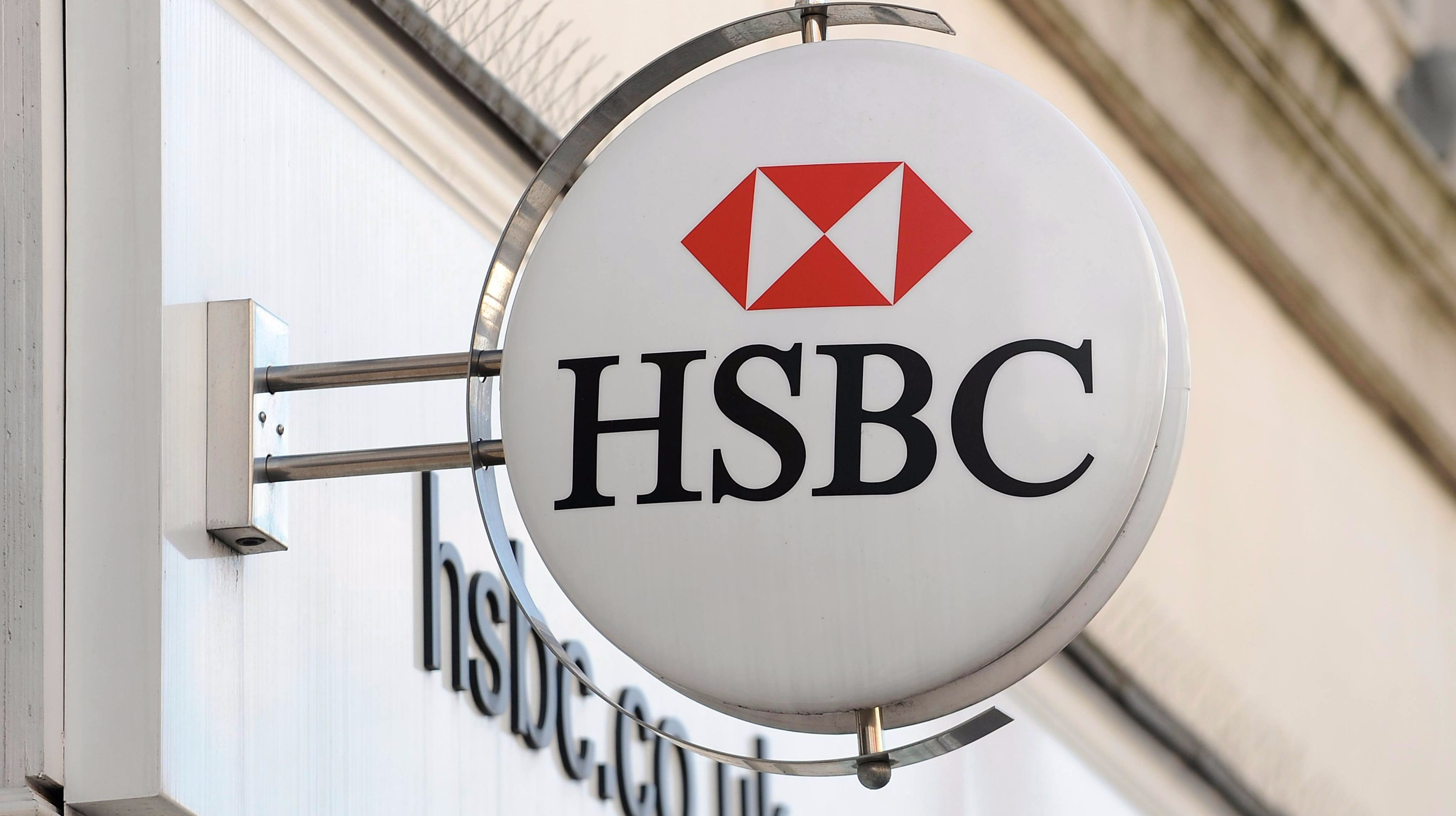 HSBC's profits slump over Brexit and China's economic worries - ITV News
