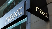 Leicestershire-based high street giant Next has posted another fall in sales