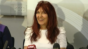 Gary McKinnon's mother Janis Sharp