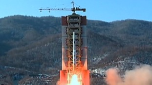 North Korean ballistic missile lands in Japanese waters