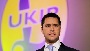 Ukip leadership favourite Steven Woolfe has been excluded from the race