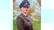 Kerryanne Wilde served in Bosnia at the high of the civil war