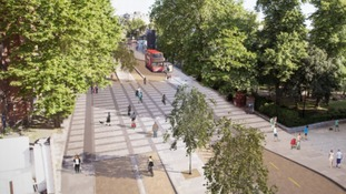 Mayor gives go-ahead to controversial cycle superhighway linking Swiss Cottage and Oxford Circus
