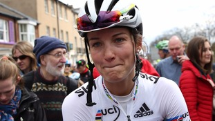 Lizzie Armitstead:  'I will hold my head high in Rio and do my best for Great Britain'