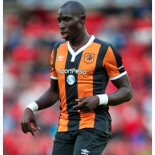 Mohamed Diame when he played for Hull