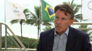 Seb Coe: Anti-doping structures have not failed everybody