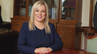 Health Minister Michelle O'Neill said they would monitor the developing situation.