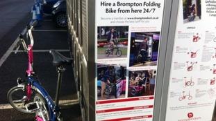 Bike hire scheme launches in Bristol