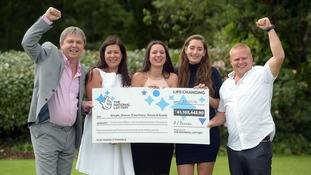 'Unlucky' shop assistant amazed to have sold winning lottery ticket