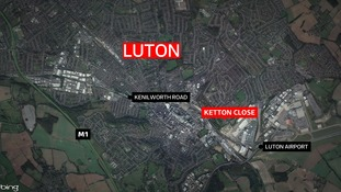 The fire happened in Ketton Close.