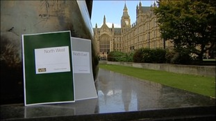 Revised constituency boundaries published