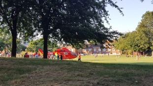 Pasley Park in Kennington is among the first-time winners