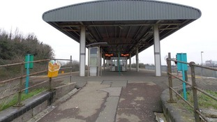 Appeal for witnesses after girl reportedly raped at Barry Dock station