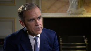 Mark Carney: Bank of England had to act now to stabilise economy