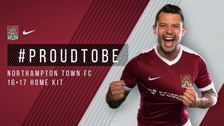 Nike are Northampton Town's kit manufacturers for the upcoming season.